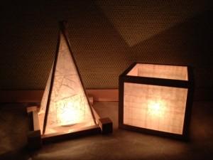 lanterne washi 1