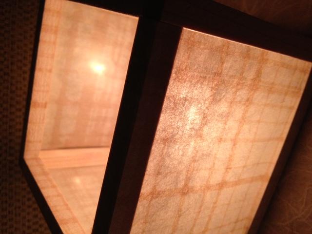 Lanternes de bois et de washi chiyogami touch - Assemblage bois japonais ...
