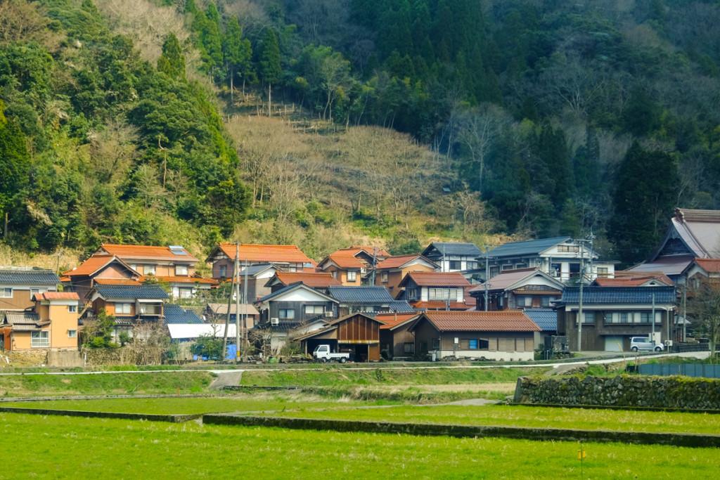 yamane, village, aoya, tottori, japon, washi, papier japonais