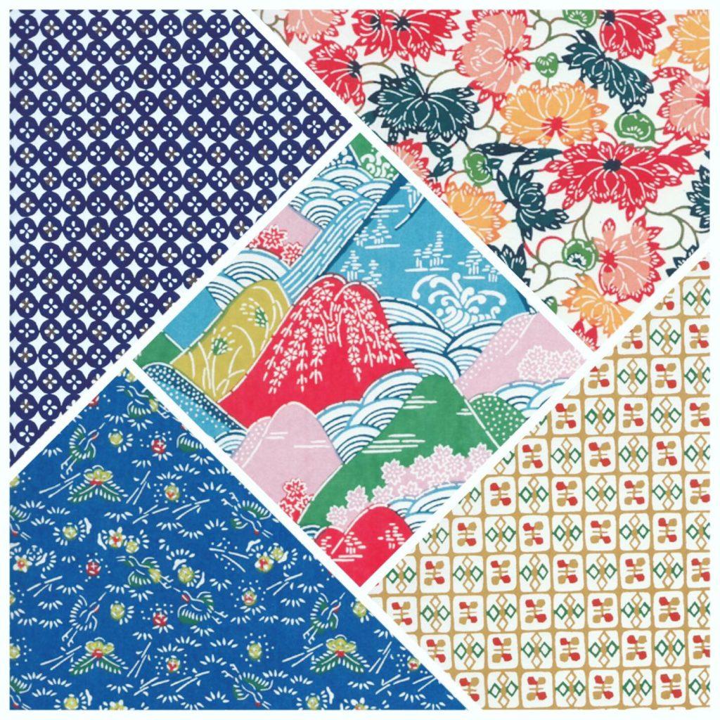 papier japonais katazome sur harikopaper.com